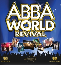 Abba World Revival Plakát