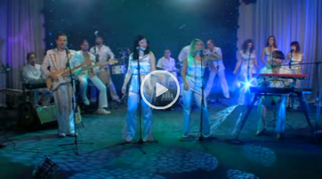 Dancing Queen - ABBA World Revival ve vysílání TV Šlágr